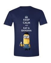 Minions Movie - Keep Calm (T-Shirt)