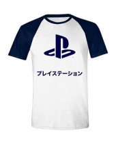 Playstation - F.C Club Japanese Logo (T-Shirt)