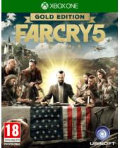 Far Cry 5 CZ (Gold Edition) (XBOX ONE)