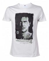 Uncharted 4 - Nathan Drake Compas (T-Shirt)