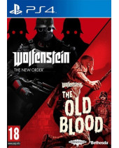 Wolfenstein - The New Order and Old Blood (PS4)