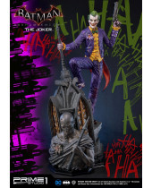 Batman Arkham Knight 1/3 socha The Joker 84 cm