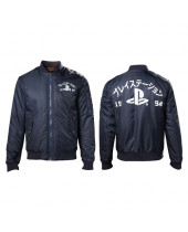 Playstation - Japan Logo Bomber Jacket