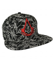 Assassins Creed All Over Printed Cap