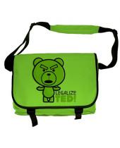 Ted - Legalize Ted Messenger Bag