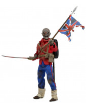 Iron Maiden Retro Action Figure Trooper Eddie 20 cm