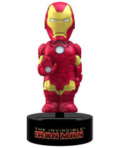 Marvel Comics Iron Man Body Knocker 15 cm