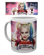 Suicide Squad Good Night Mug
