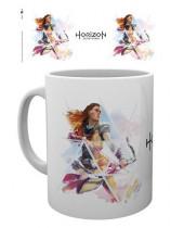 Horizon Zero Dawn Aloy Bow Mug