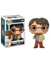 Pop! Movies - Harry Potter - Harry With Marauders Map