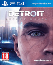 Detroit - Become Human UK (PS4)
