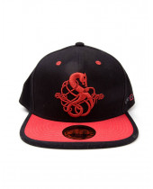 God Of War - 3D Embroidery Snapback
