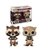 Pop! Games - Guardians of the Galaxy - Rocket and Lylla 2-Pack