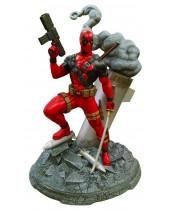Marvel Deluxe Model Kit Deadpool 20 cm