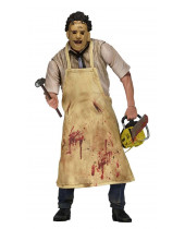 Texas Chainsaw Massacre akčná figúrka 40th Anniversary Ultimate Leatherface 18 cm