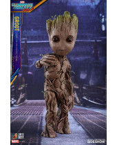 Guardians of the Galaxy Vol. 2 Life-Size Masterpiece Actionfigure Groot 26 cm