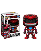 Pop! Movies - Power Rangers - Red Ranger