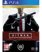 Hitman - Definitive (Steelbook Edition) PS4