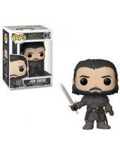 Pop! Game of Thrones - Jon Snow Beyond the Wall