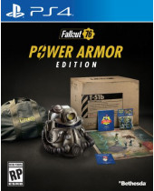Fallout 76 (Power Armor Edition) (PS4)