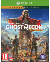 Tom Clancys Ghost Recon - Wildlands CZ (Deluxe Edition) (XBOX ONE)
