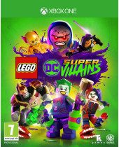 Lego DC - Super Villains (XBOX ONE)