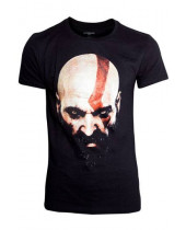 God of War - Kratos Face (T-Shirt)
