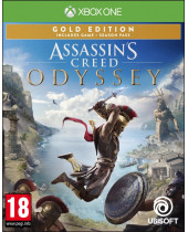 Assassins Creed - Odyssey CZ (Gold Edition) (XBOX ONE)