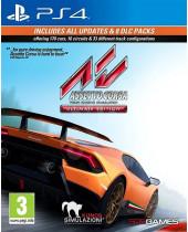 Assetto Corsa (Ultimate Edition) (PS4)