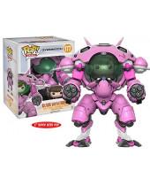 Pop! Games - Overwatch - D.VA and Meka Super Sized 15 cm