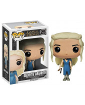 Pop! Game of Thrones - Daenerys Targaryen in Blue Gown