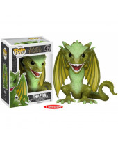 Pop! Game of Thrones - Rhaegal Super Sized 15 cm