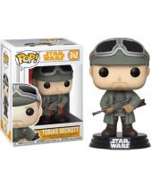 Pop! Star Wars - Tobias Beckett with Goggles (Bobble Head)