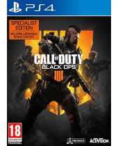 Call of Duty - Black Ops 4 (Specialist Edition) (PS4)