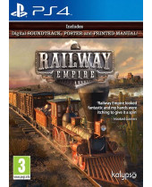 Railway Empire (D1 Edition) (PS4)