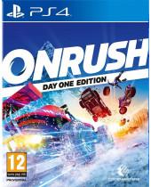Onrush (D1 Edition) (PS4)