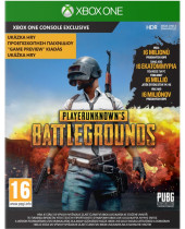PlayerUnknowns Battlegrounds (XBOX ONE) (krabicová verzia)