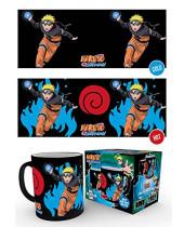 Naruto Shippuden Heat Change Mug Naruto