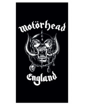 Motorhead osuška Logo 150 x 75 cm