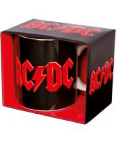 AC/DC hrnček Logo