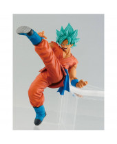 Dragonball Super Son Goku Fes Figure Super Saiyan God Super Saiyan Son Goku 19 cm