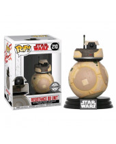 Pop! Star Wars - Episode 8 - Resistance BB Unit (Bobble Head)