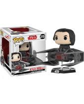 Pop! Star Wars - Episode 8 - Kylo Ren on Tie Fighter (Bobble Head)