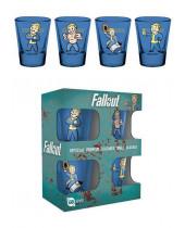 Fallout poldecáky Vault Boy