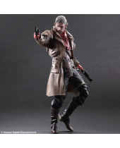 Metal Gear Solid 5 The Phantom Pain Play Arts Kai Action Figure Ocelot 28 cm
