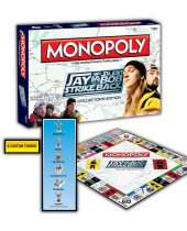 Jay and Silent Bob Strike Back stolová hra Monopoly (US Version)