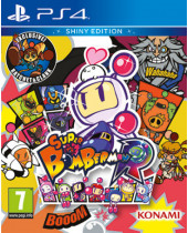 Super Bomberman R (Shiny Edition) (PS4)