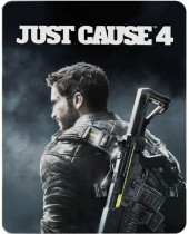 Just Cause 4 (Steelbook Edition) (PS4)
