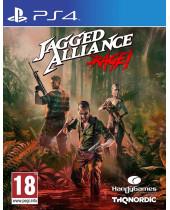 Jagged Alliance - Rage (PS4)