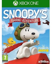 Snoopys Adventure (XBOX ONE)